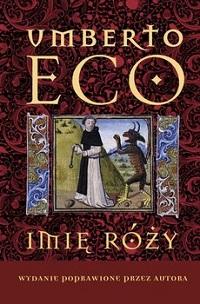 Imię róży Umberto Eco klasyka